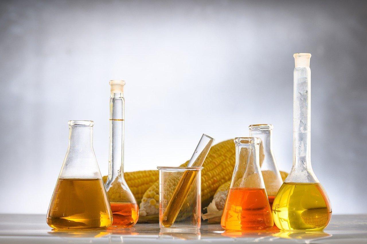 Óleo de cozinha na produção de biocombustíveis