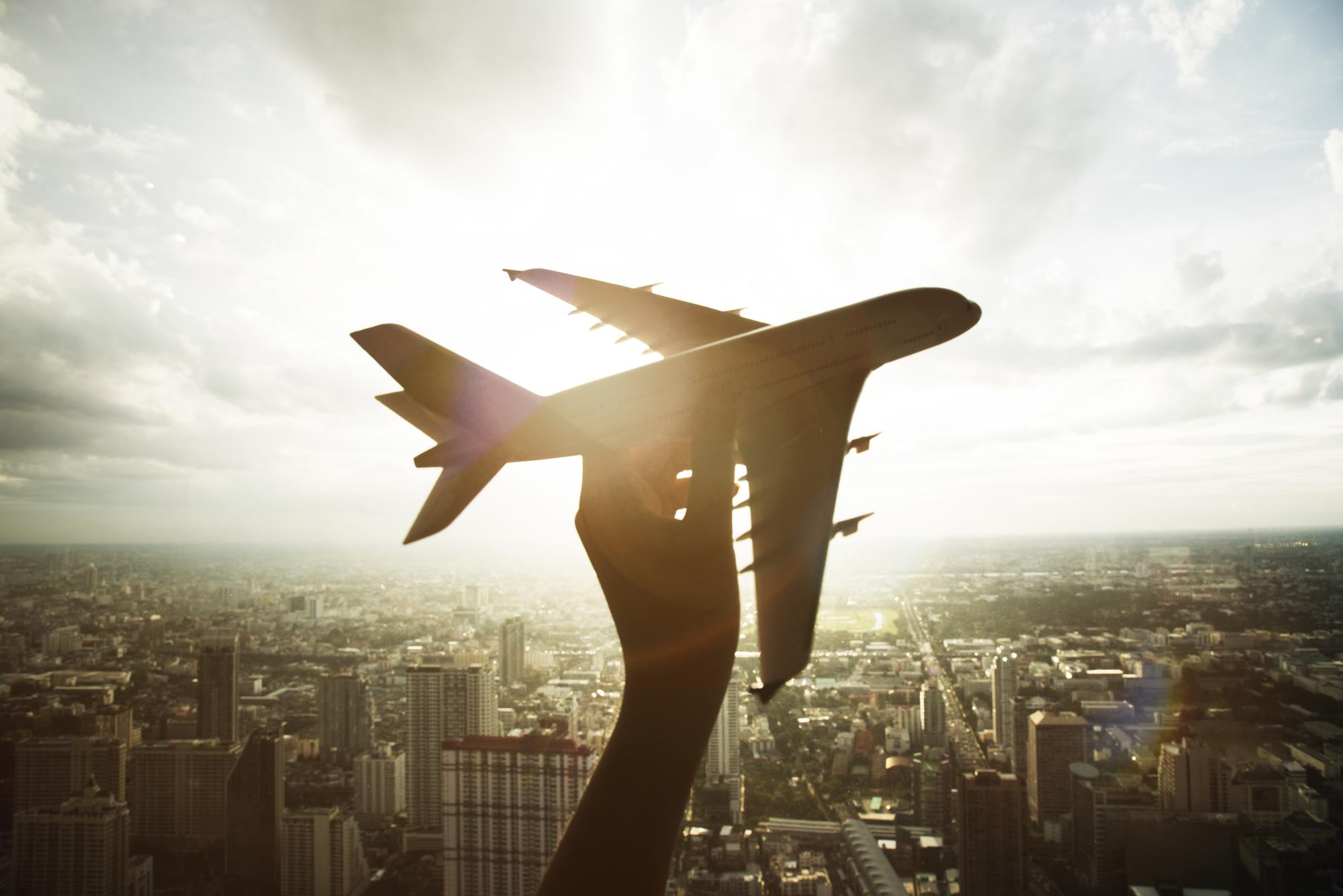Avião viaja da França até o Canadá usando apenas óleo de cozinha como combustível