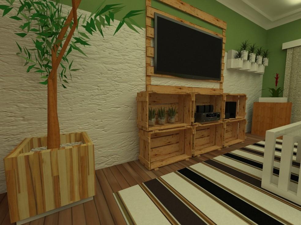 Profissionais dão dicas de construção e decoração sustentáveis para casas e apartamentos